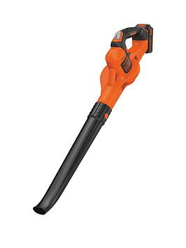 Black & Decker Gwc1820PcGb 18V Blower With Power Boost