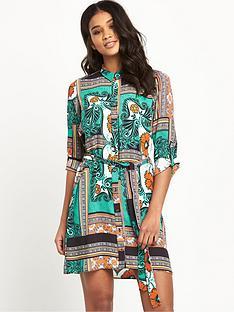 river-island-printed-shirt-dress