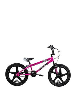 Flite Panic Girls Bmx Bike 11 Inch Frame