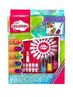crayola-creations-marble-nail-art