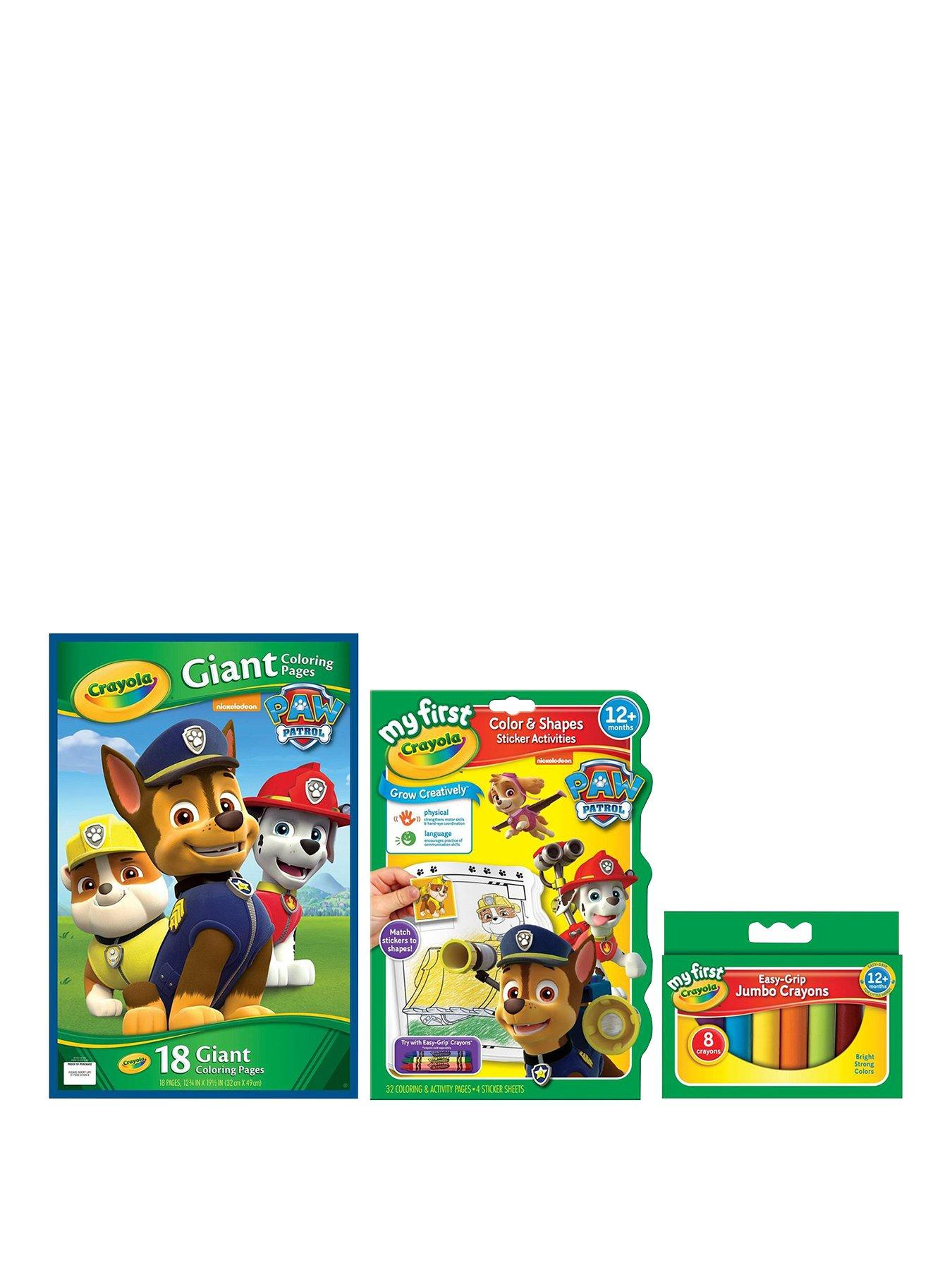 Compare prices for Crayola Paw Patrol Bundle