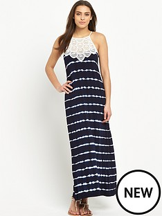 v-by-very-lace-tie-dye-maxi-dressnbsp