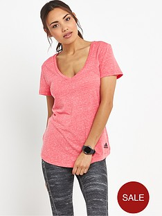 adidas-athletic-logo-v-neck-t-shirt-pink