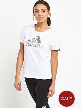 adidas-foil-logo-t-shirt-white