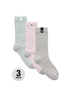 adidas-3pk-crew-sock