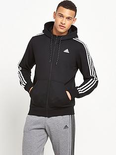adidas-essential-3s-full-zip-hoody
