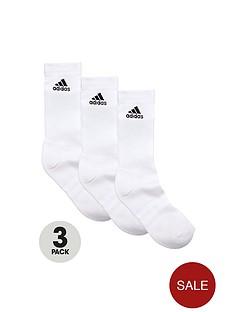 adidas-3-stripenbspsocks-3-pack