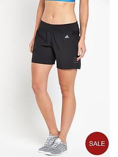 adidas-response-short-black