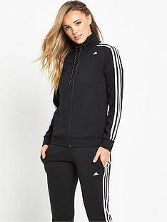 adidas-essentials-3-stripes-track-top-black