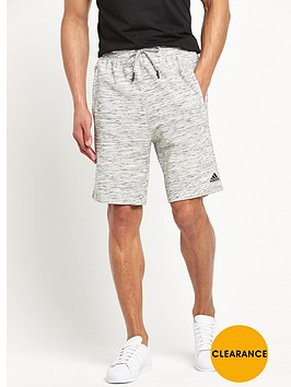 adidas-heather-knit-short