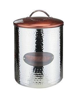Apollo   Bread Bin - Copper