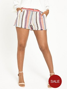rochelle-humes-embroidered-short