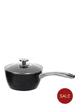 sophie-conran-for-portmeirion-medium-saucepan-in-black