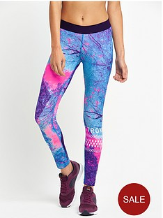 reebok-one-series-tree-print-tight-blue