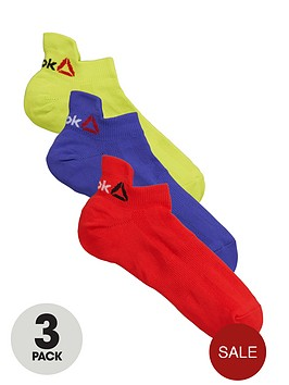 reebok-one-series-3pknbsptrainer-liner-socks