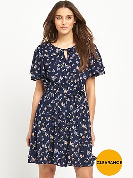 v-by-very-angel-sleeve-printed-day-dress