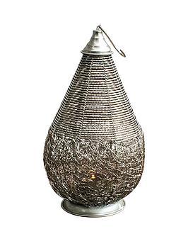 paroh-wire-mesh-candle-lantern-teardrop