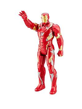 Captain America Iron Man Electric Titan Hero