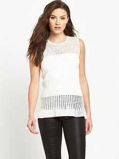 v-by-very-open-stitch-detail-sleeveless-peplum-jumpernbsp