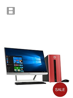 hp-pavillion-550-232na-intelreg-coretrade-i3-processor-8gb-ram-1tb-hard-drive-236-inch-desktop-bundle-with-optional-microsoft-office-365-personal-red