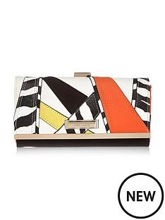 river-island-mix-panel-zebra-print-purse