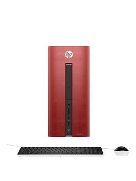 hp-pavillion-550-212na-amd-a10-processor-8gb-ram-2tb-hard-drive-128gb-ssd-desktop-base-unit-with-amd-2gb-dedicated-graphics-and-optional-microsoft-office-365-personal-red