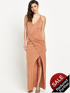 lipsy-fleur-east-nude-maxi-with-front-split