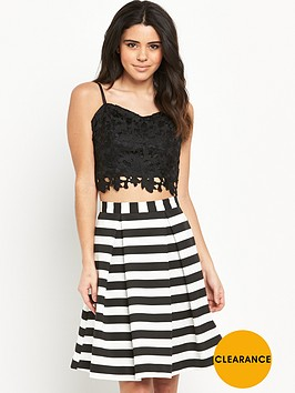 lipsy-ariana-grande-black-lace-bralet