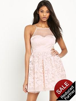 lipsy-ariananbspgrandenbspmesh-top-prom-dress-nbsp