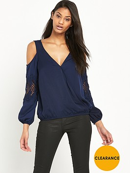 lipsy-lace-wrap-blouse