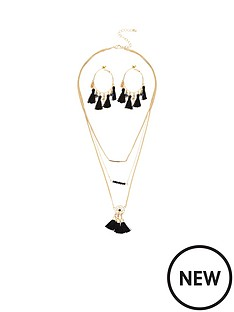 tassel-trim-earring-amp-necklace-set