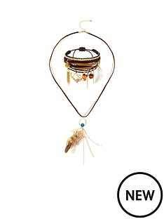 2-piece-feather-detail-necklace