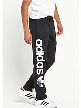 Trefoil Open Hem Pants