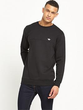 adidas-originals-classic-trefoil-crew-neck-sweatshirt