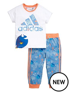 adidas-adidas-disney-younger-girls-dory-set