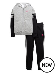 adidas-adidas-older-girls-hojo-fleece-suit
