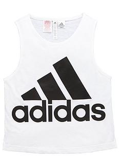 adidas-adidas-older-girls-logo-vest
