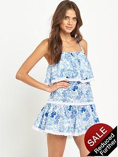 v-by-very-floral-smock-beach-dress