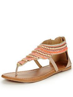 v-by-very-spring-rio-tassel-embellished-toe-post-sandal