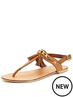 v-by-very-rock-chain-detail-toe-post-sandal
