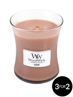 woodwick-medium-jar-cedar