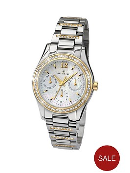 accurist-multinbspmother-of-pearl-dial-ladies-watch