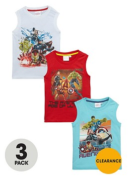 marvel-boys-avengers-vests-3-pack