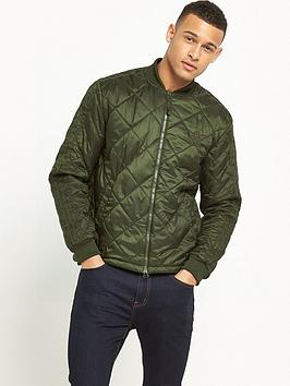 Adidas Originals Quilted Trefoil Jacket