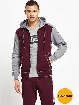 adidas-essentials-3-zip-upnbsphoodie