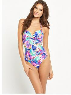 v-by-very-printed-bandeau-swimsuit