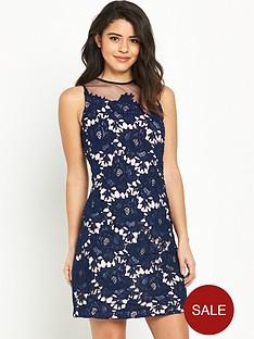little-mistress-chloe-lewis-crochet-shift-dress