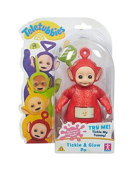 Teletubbies Tickle &Amp Glow Figure Po