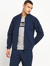 ZNE Woven Track Top