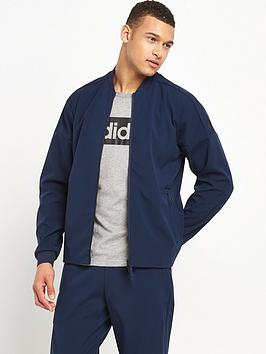Adidas Zne Woven Track Top